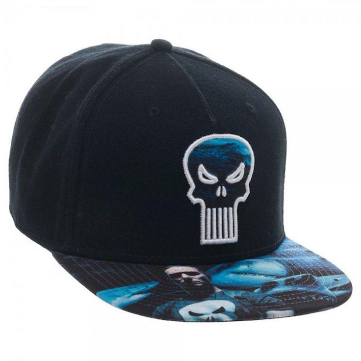 punisher hat in addition - photo #48