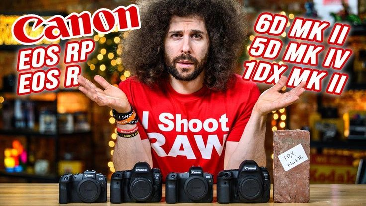 Which Canon Camera Should You Buy 1dx Mark Ii 5d Mark Iv Eos R