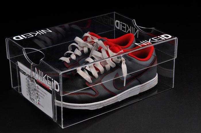 I had an idea to do something like this for custom kicks...this one's pretty proper, nice job. NikeID Custom Shoebox. Designed by Andrea Manor