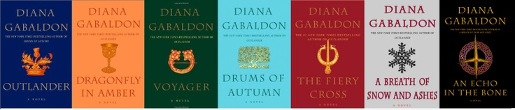 The Outlander Series by Diana Gabaldon. Each book is thrilling in itself, the series keeps getting better and better.