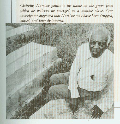 haiti 1962 Clairvius Narcisse