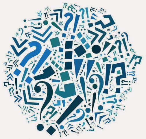 """AulaBlog: La punteggiatura e l'arte della manutenzione della scrittura ovvero """"sull'importanza dei segni di interpunzione """". Post pubblicato il 3/01/2015"""