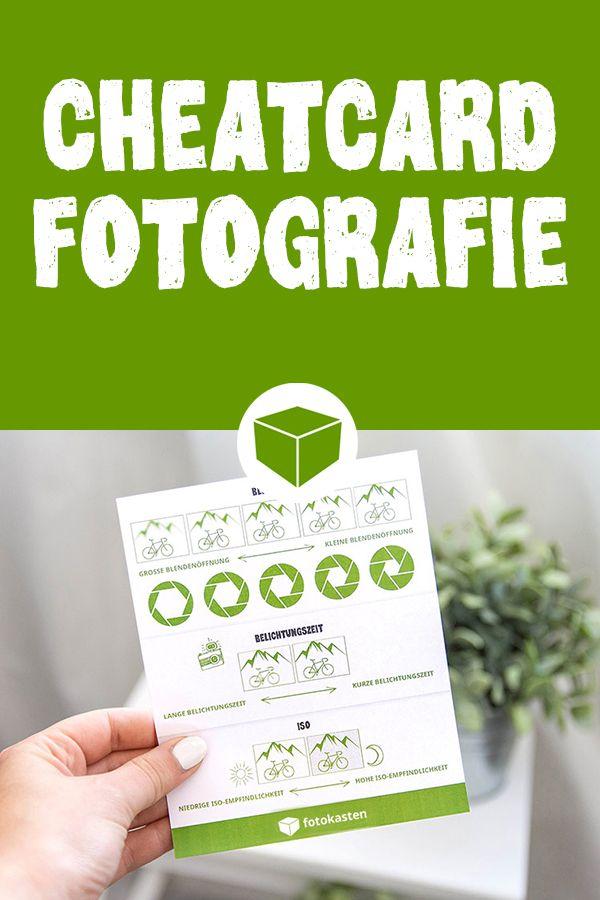 Die ultimative Cheatcard zum Fotografieren findest Du als kostenlosen Download in unserem Magazin. Hier bekommst Du Blende, Belichtungszeit und ISO.