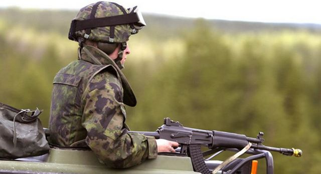 Finland Army | ... Finnish army Finland land ground forces technical data sheet de - Army