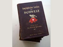 Geographisches Lexikon der Schweiz - 6 B