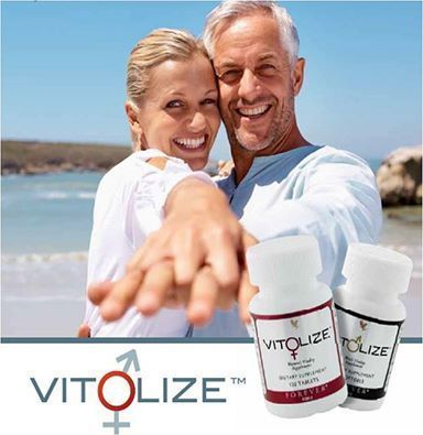 Vit♀lize Women's includes a blend including apple powder, passionflower and schisandra berry to support hormone balance. Vit♂lize™,Men's combined with a healthy diet and exercise, offers a solution to support prostate health. www.lifestyle16.flp.com