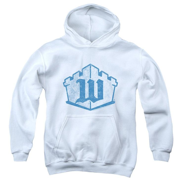 White Castle - Monogram Youth Pull-Over Hoodie