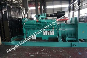 700kw Industrial Generator Cummins Diesel Electric Generator 875kVA Kta38-G2a on Made-in-China.com