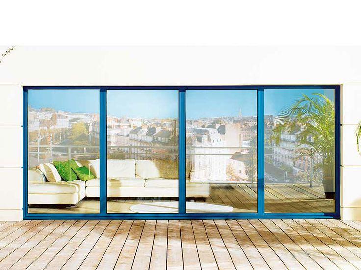 Ventanas de aluminio y puertas de seguridad en madrid k for Ventanas de aluminio oscilobatientes