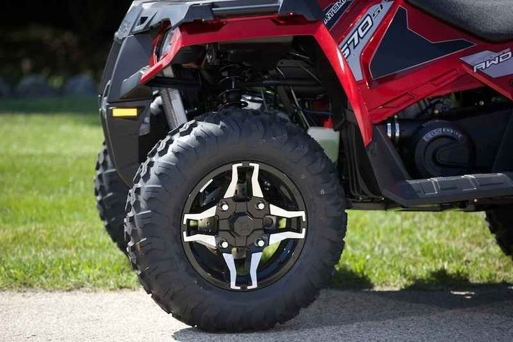 New 2016 Polaris Sportsman 570 SP EPS Sunset Red ATVs For Sale in Wisconsin.