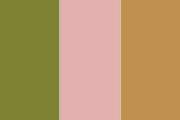 Fall wedding palettes 4 -- They called it on the wedding wire!  All we need is the navy :P