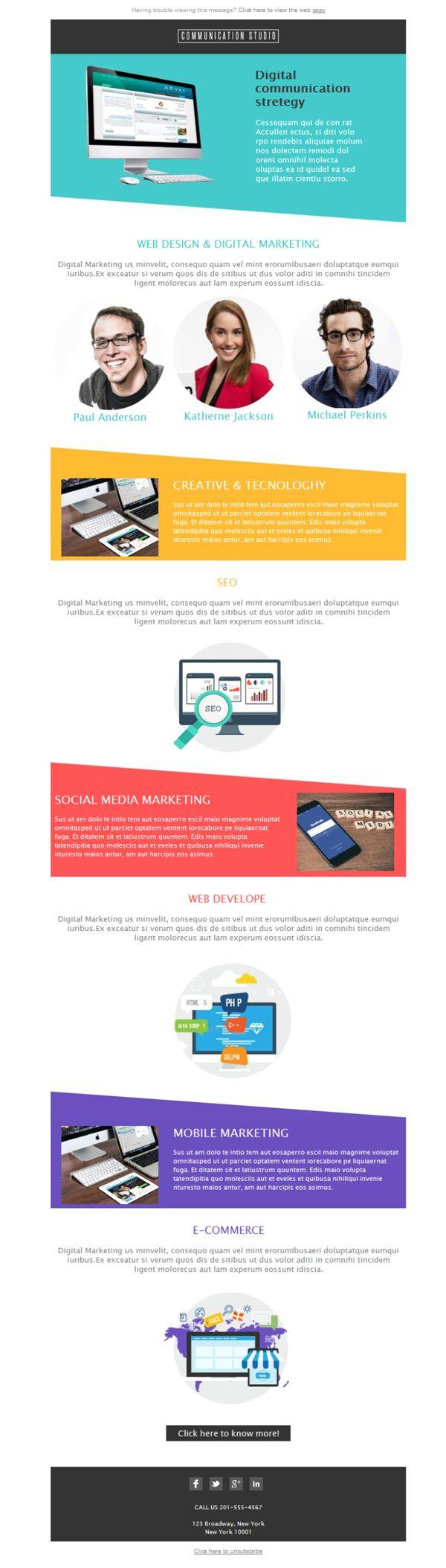 Mejores 16 imágenes de Marketing y Publicidad - Plantillas ...