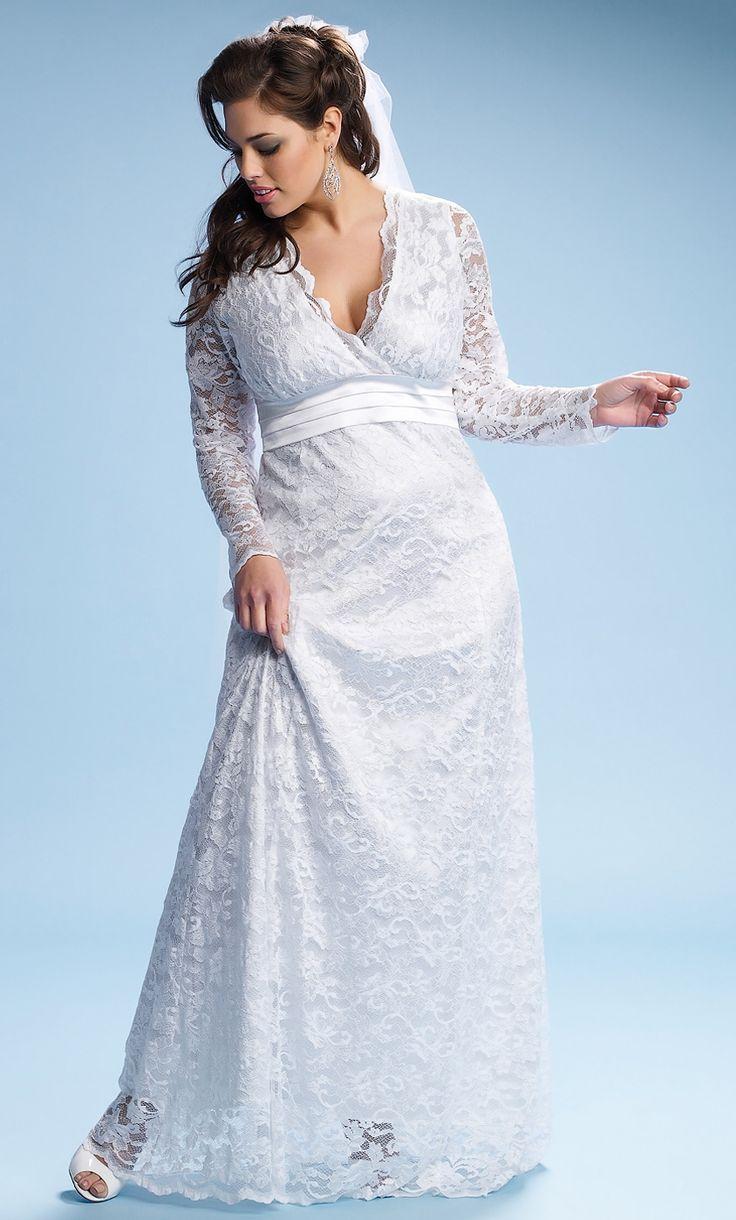 Analisa Lace Wedding Dress | Boda | Pinterest