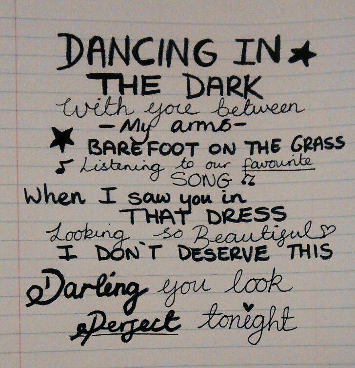 """Die Texte zu """"perfekt"""" von Ed Sheeran sind wirklich perfekt"""