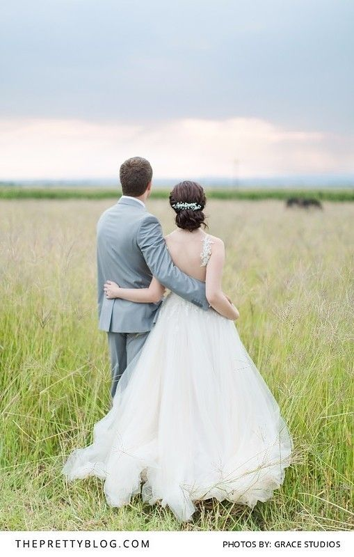 A proudly South African Wedding | Photograph by Grace Studios | http://www.theprettyblog.com/wedding/rustic-romantic-potch-wedding/