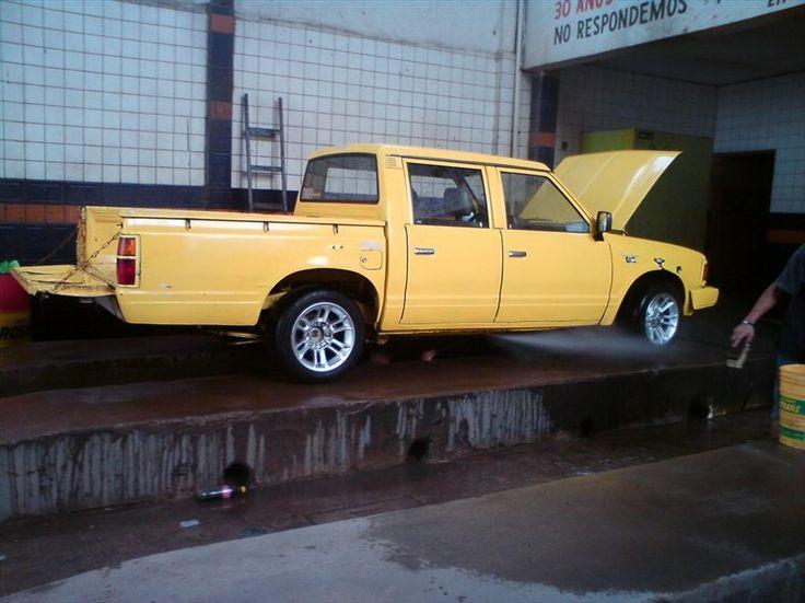 "1991 Nissan 720 Pick-Up ""Nissan Pickup Doble Cabina 91 ..."