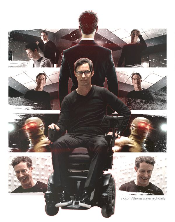 Doctor Sexy, Harrison Wells : Photo