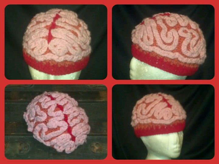 brain hat template - pdf of brain hat pictures to pin on pinterest pinsdaddy