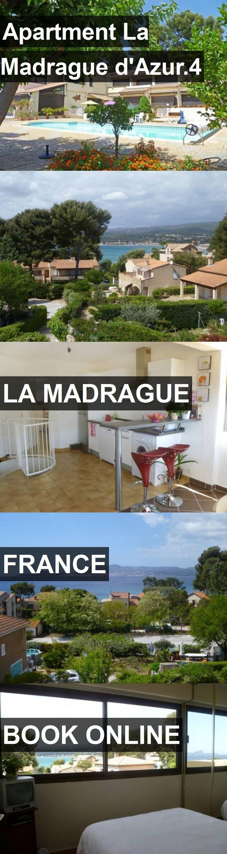 Apartment La Madrague d'Azur.4 in La Madrague, France. For more information, photos, reviews and best prices please follow the link. #France #LaMadrague #travel #vacation #apartment