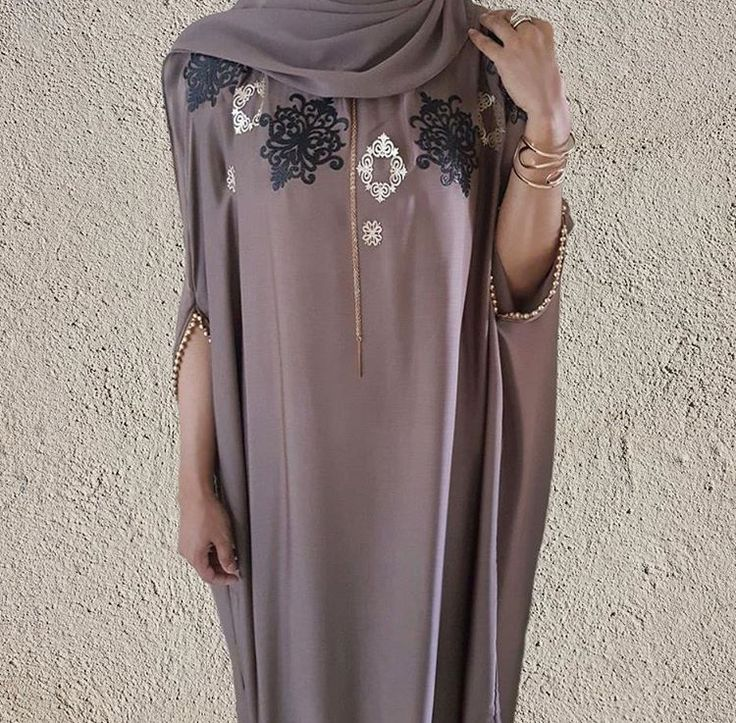 IG: SB_Couture || IG: BeautiifulinBlack || Modern Abaya Fashion ||