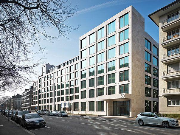 Bürogebäude Alfred Escher-Strasse | pool Architekten Zürich