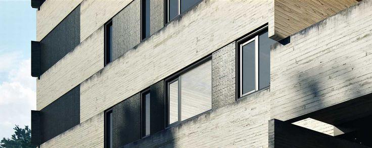 PARK VIEW FLORIDA - ProyectoC. Autores: Arq. Sebastián Cseh - Arq. Juan Cruz Catania. #arquitectura #architecture #hormigón #modernarchitecture