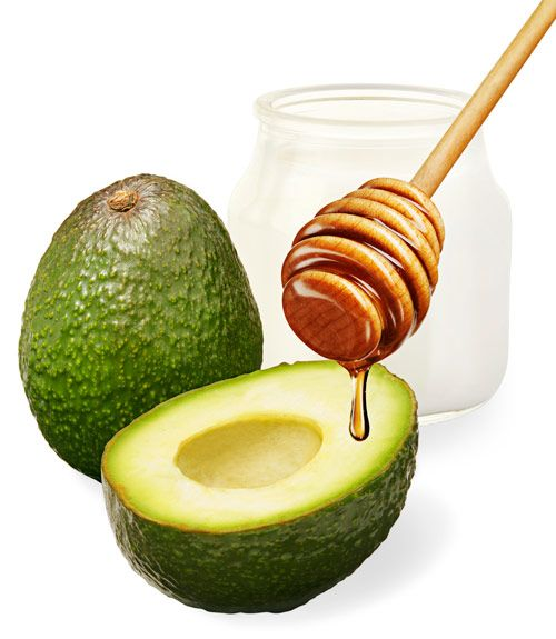 #DIY Mask For Your #Face!  Beat Dry Skin with This DIY Avocado Mask by Melanie Valliere Special Thanks to www.goodhousekeeping.com!!