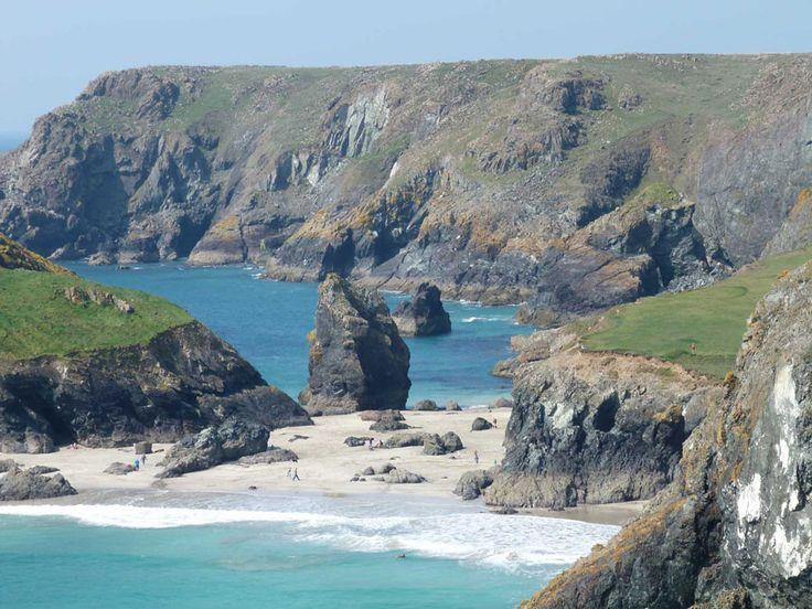 Lizard Peninsula, Cornwall, UK