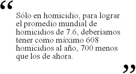 ¿Es suficiente la seguridad que hemos logrado en Bogotá? Artículo publicado en El Espectador.com. La reducción en los crímenes violentos en Bogotá que se reportó hoy, es generalizada: no sólo bajan rápido los homicidios sino los demás crímenes que afectan la integridad de las personas.