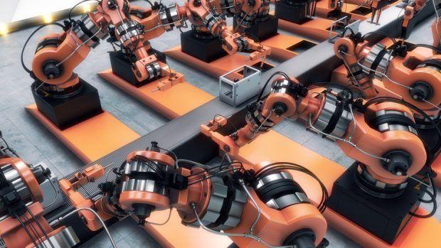 Küresel işsizliğin Sorumlusu ROBOTLAR, İmalat İşlerini Ele Geçirdiler. Endüstri 4.0 ve Robotların Endüstriye Etkileri Neler?