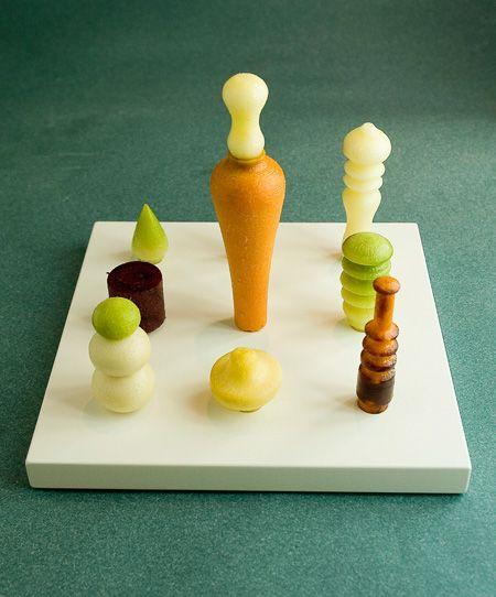colec- Stephane Bureaux- design culinaire