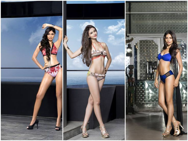 Who is the best looking among the 3 #MissIndia girls as your choice? 1- Aditi Arya 2- Aafreen Vazz 3- Vartika Singh