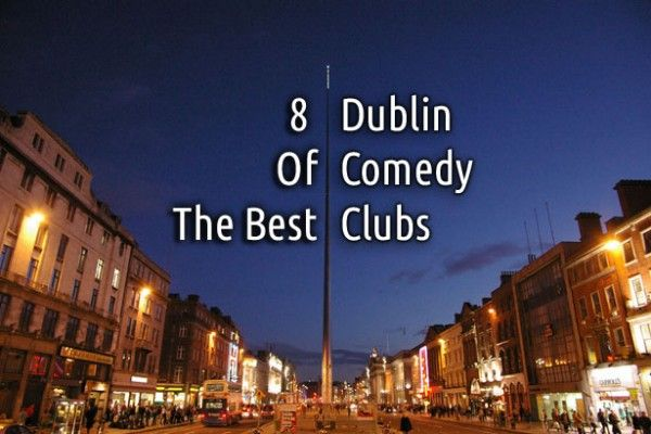 And look at that, all the comedy clubs in Dublin on one handy map! Lovely. Dublin has some great comedy clubs, some you may know about and maybe some you don't know about. In this quick post, I just ...