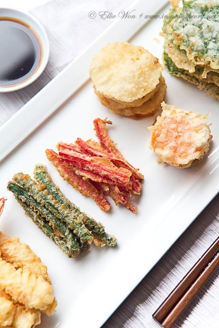 At this point, you've probably encountered a tempura-fried shrimp. You may have...