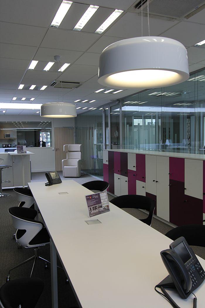le spot multiburo 1 decoration office entreprise pinterest d co et bureaux. Black Bedroom Furniture Sets. Home Design Ideas