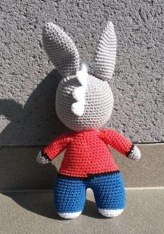 Ane Trotro Modele Patron Amigurumi Crochet PDF en français