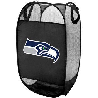 Seattle Seahawks Team Logo Laundry Hamper