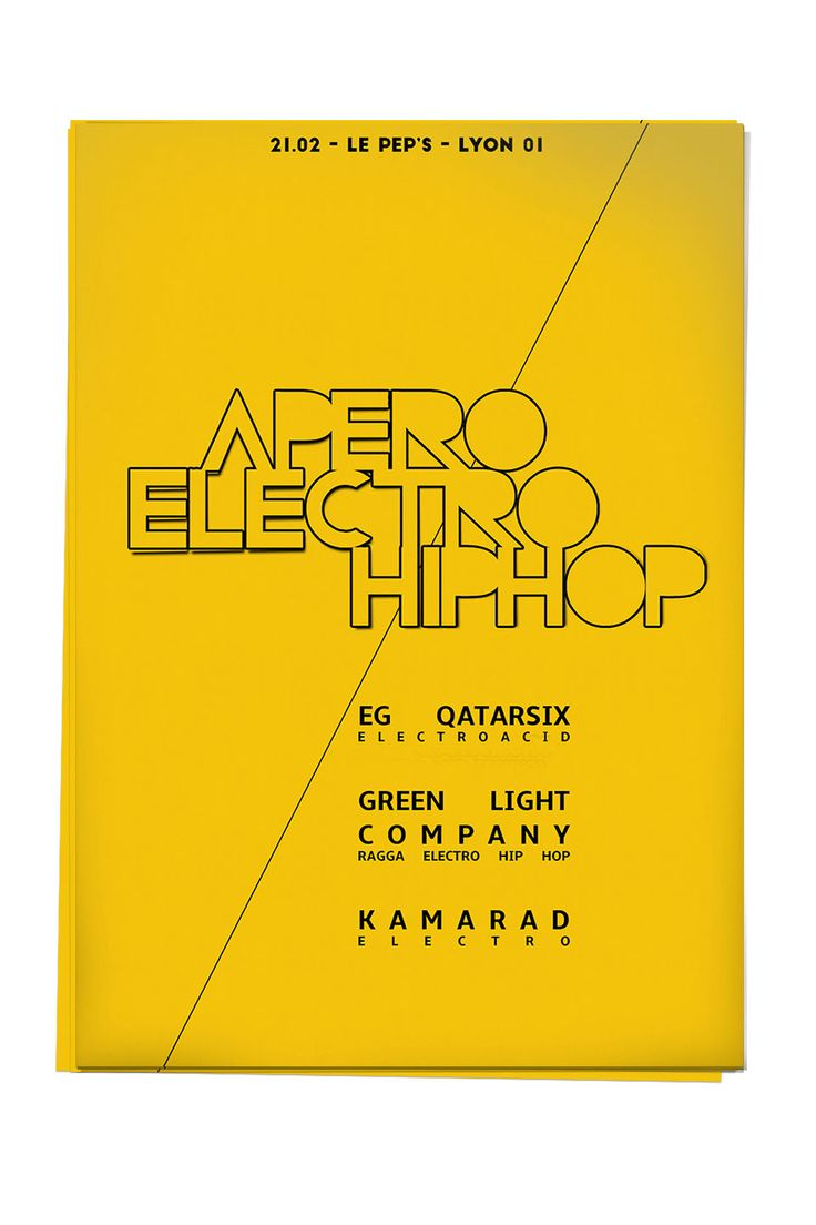 electro hip hop party