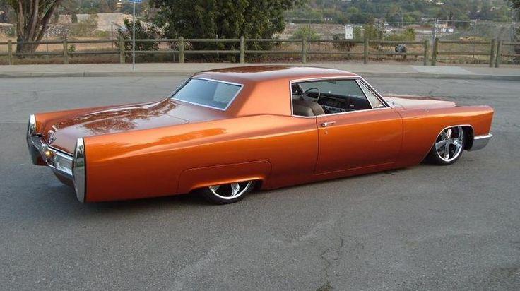 1967 Cadillac Coupe Deville For Sale In Orange California