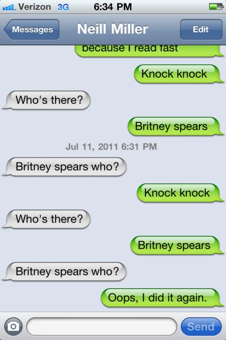 Funny Tumblr Conversations | Funny iPhone conversation.