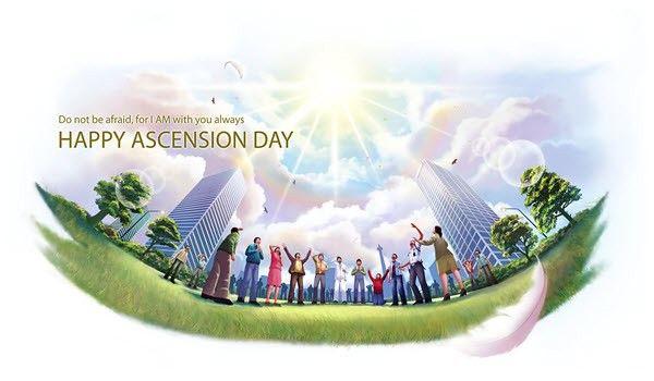 Ascension Day Panosundaki Pin
