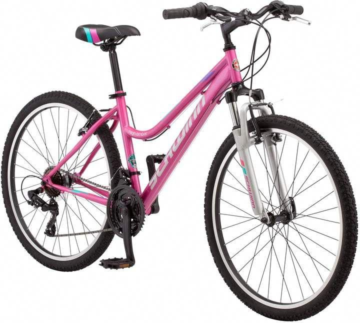 Women S Schwinn High Timber 26 Inch Mountain Bike Coolbikeaccessories Roadbikeaccessories Bestroadbikes Roa In 2020 26 Inch Mountain Bike Schwinn Bike Riding Benefits