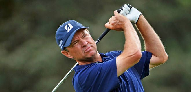Davis Love III Hole In One at the Masters 2016