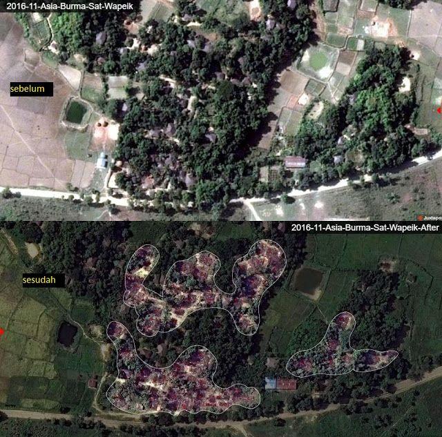 Hentikan genosida Muslim Myanmar!  Oleh: Umar Syarifudin (pengamat politik Internasional)  (Arrahmah.com) - Dunia terus menonton pembantaian mengerikan muslim Myanmar. Kebrutalan terhadap muslim Myanmar benar-benar tidak bisa diterima akal sehat dan hati nurani manusia. Pada hari Selasa (15/11/2016) Lebih dari 100 orang anggota kelompok minoritas Rohingya telah tewas dalam operasi kontra pemerintah di negara bagian barat Rakhine. Begitu pernyataan organisasi pendukung Muslim Rohingya. Ko Ko…