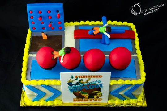wipeout birthday party supplies - Google Search