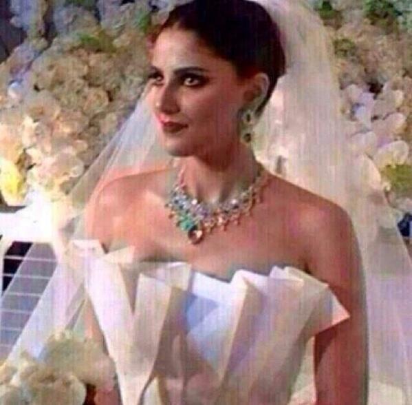 فيديو وصور زواج الاميره لمي سعود الفيصل وفهد العنزي