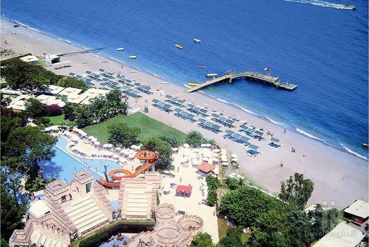 La baia di Antalya - #Turchia