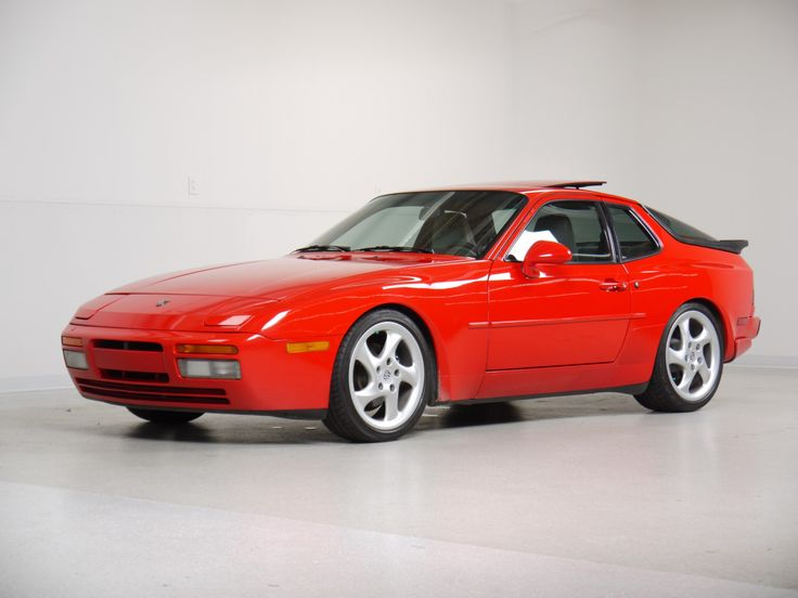 1987 Porsche 944 Turbo | Bring a Trailer