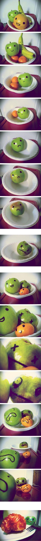 Fruit Zombies   Imgur