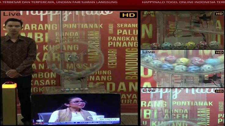 Hasil Live Togel Buntut Undian Kupon HappyNalo Periode 7 September 2016